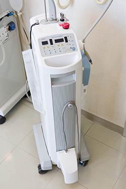 歯科用炭酸ガスレーザー